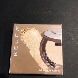 Becca  Vanilla Quartz highlighter, mini